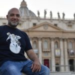 'Superpope' Francis T-shirts to help poor, needy