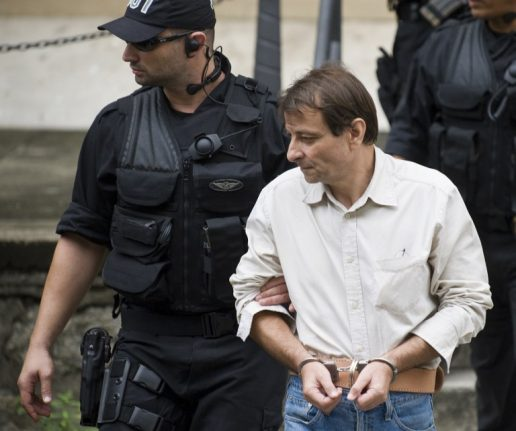 One of Italy's most wanted fugitives detained in Brazil after 30 years on the run