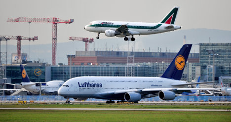 Lufthansa would be interested in 'creating a new Alitalia'