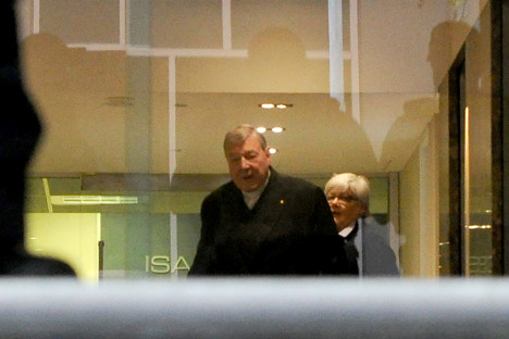 Up to 50 witnesses for Cardinal Pell sex abuse hearing