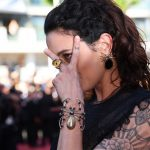 Asia Argento leaves Italy to escape 'victim-blaming'