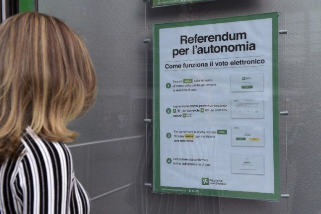 A beginner's guide to Italy's autonomy referendums