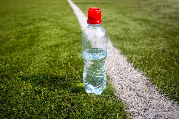 Italian footballer banned for peeing on pitch