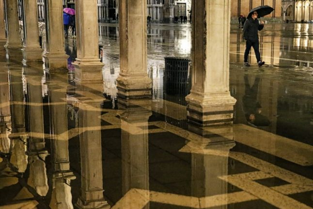Italy braced for week of winter storms