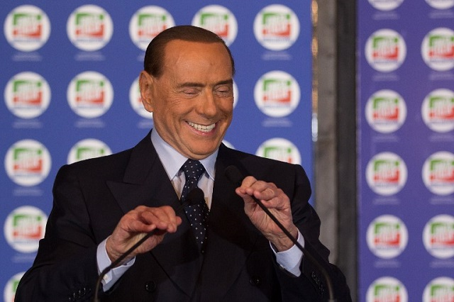 Sicily vote: Berlusconi rises again with a narrow win projected for centre-right