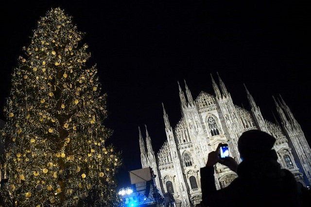 In pictures: The best and most magical Italian Christmas displays