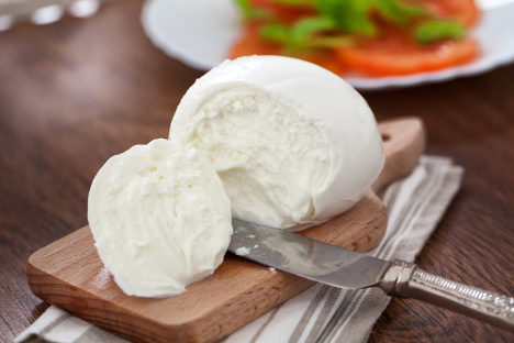 Cheesed off: Italian regions highly strung over mozzarella
