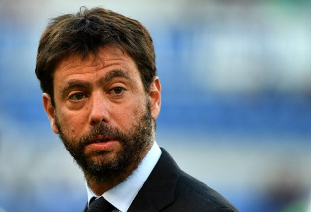 Juventus president's ban over mafia-linked ticket scam ended after just three months