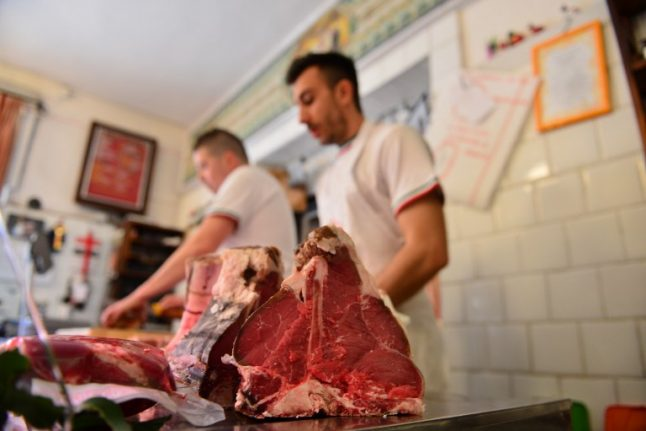 China ends its beef with Italian meat imports