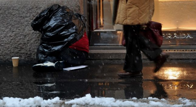 Almost one in three in Italy are at risk of poverty or exclusion