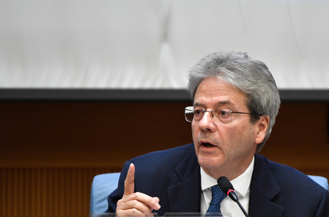 Italy to send almost 500 troops to Niger to stem migrant flow: PM