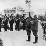 Royal row as body of king who aided Mussolini returns to Italy