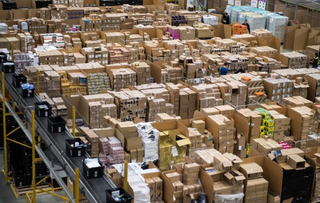 Amazon workers in Italy strike for second time in a month
