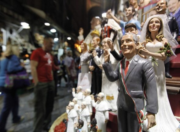 Ten Christmas nativity scenes you'll only see in Italy
