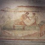 The grim reality of the brothels of Pompeii
