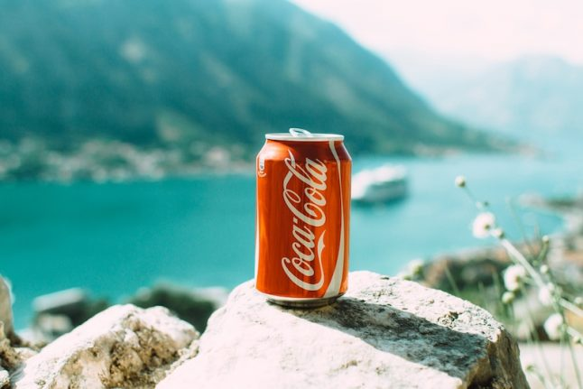 The real thing: Italian girl finds worm in her Coca-Cola