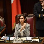 Outcry after Northern League youth group burns model of Laura Boldrini, Italy's parliamentary speaker