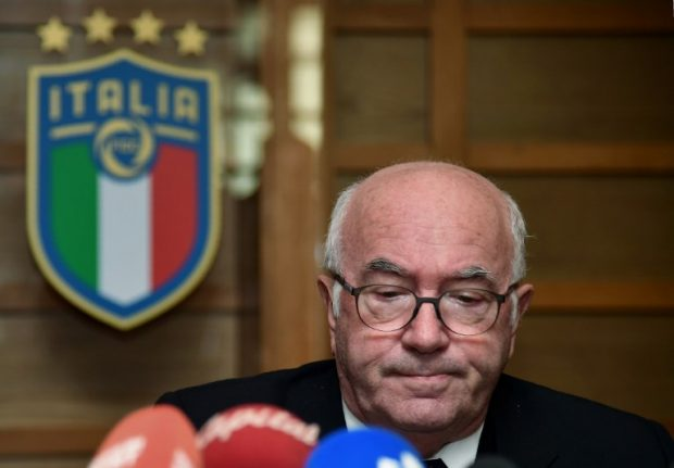 Italian Football Federation could be without president for months