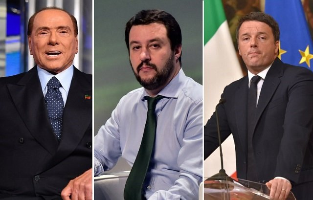 Italy's election campaign is descending into a race row