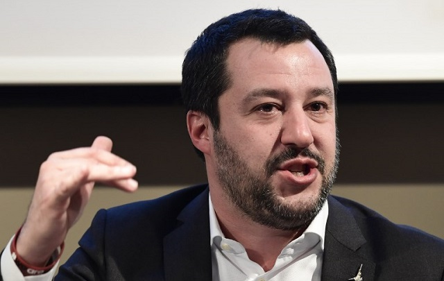 'Italians first': Italy's far-right leader echoes Trump in election campaign