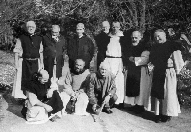 Vatican recognises French monks killed in Algeria as martyrs