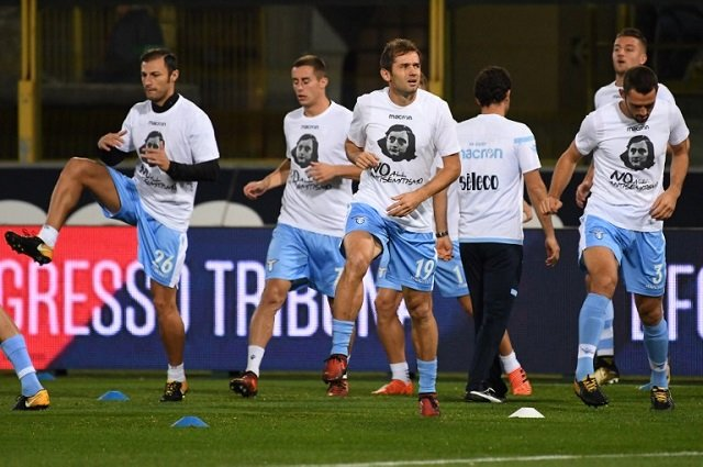 Lazio fined but avoid stadium ban over anti-Semitic Anne Frank posters