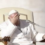 Pope Francis says 'virus' of fake news dates back to biblical times, calls for a 'journalism of peace'
