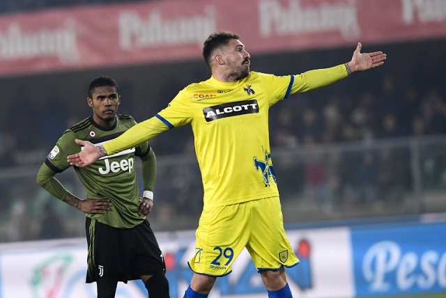 Italian footballer apologizes for implying match against Juventus was fixed