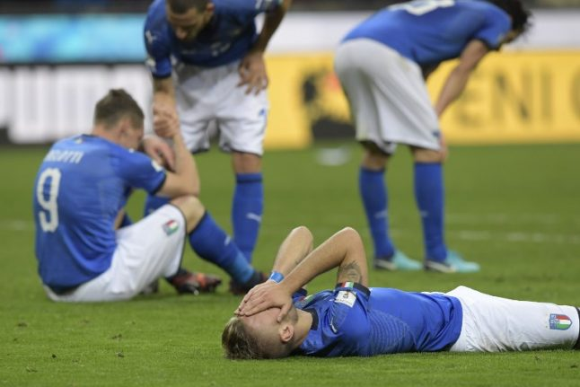 Italy's football team expected to remain coachless until June