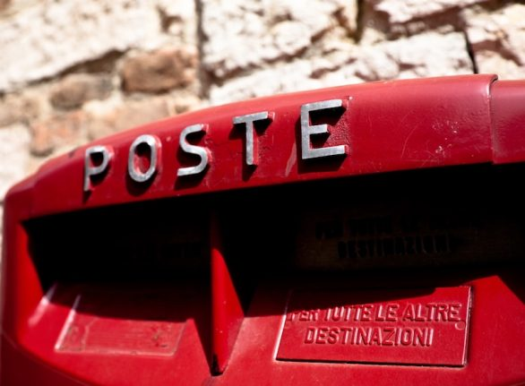 Bad postino: Italian postman hid half a tonne of undelivered mail in his garage