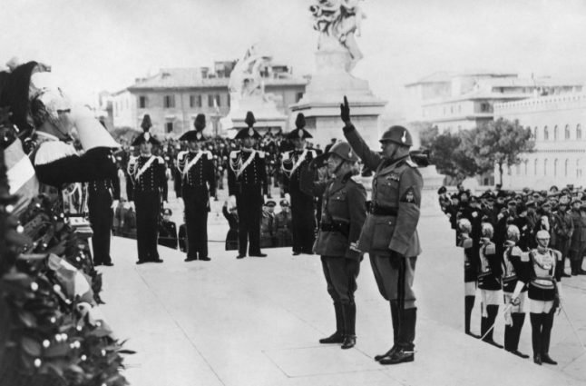 Italy stages show trial of fascist-era king Vittorio Emanuele III