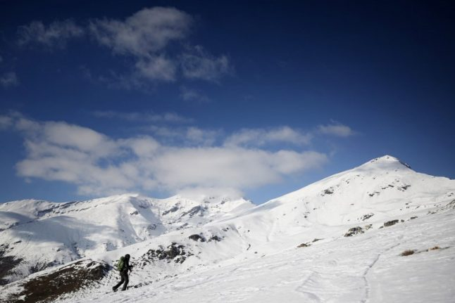 Avalanche alert at maximum in north-west Italy