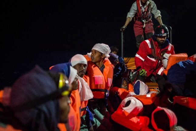 Another 'tragic day in the Mediterranean': At least two dead and hundreds rescued