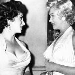 Chatting to Marilyn Monroe in New YorkPhoto: AFP