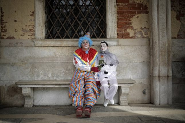 Today in Italian politics: Italy's latest candidate for prime minister is a real clown