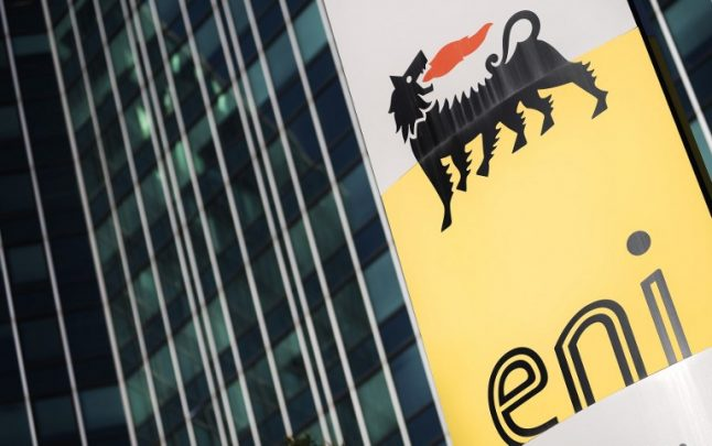 Rising oil prices help Italy's Eni back to black