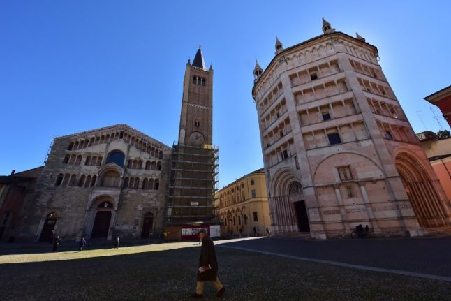 Five great reasons why Parma is Italy's 2020 capital of culture