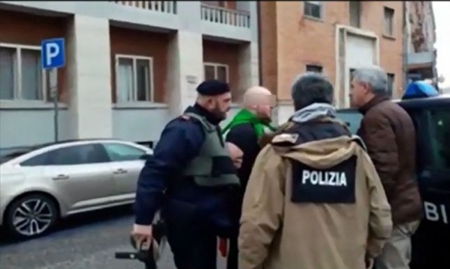 Six immigrants injured in Italy drive-by shooting