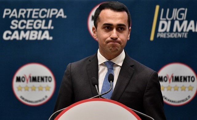 Italy's Five Star Movement accused of plagiarizing Wikipedia and rivals' political speeches in election programme