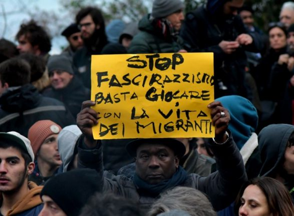 Italy is 'steeped in hate', Amnesty warns amid toxic election campaign