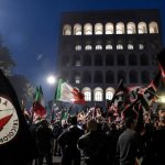 Extreme-right leader violently attacked by protesters in Sicily