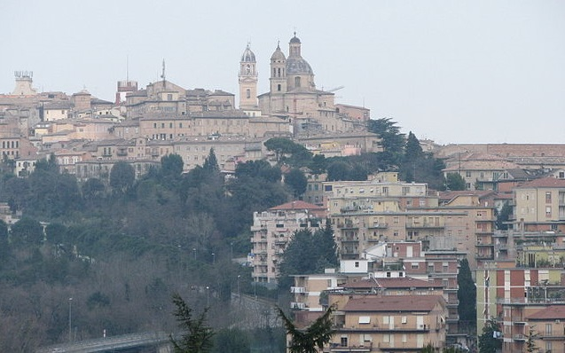 'Stop the violence': Italians march to remember woman found dismembered in Macerata