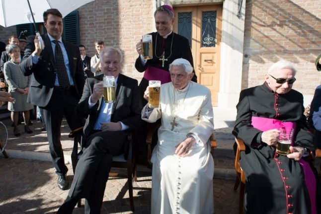 Former pope Benedict ready for final 'pilgrimage'