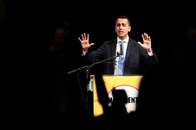 Italy's 'anti-corruption' Five Star Movement embroiled in money scandal over missing €1 million