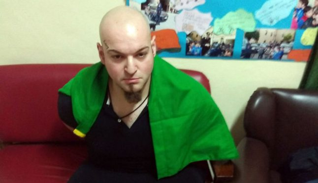 Italy shooter motivated by 'racial hatred': minister