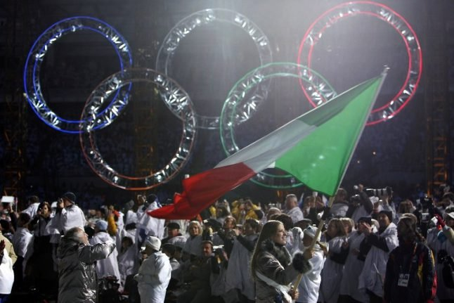 Italy considers bidding for 2026 Winter Olympics