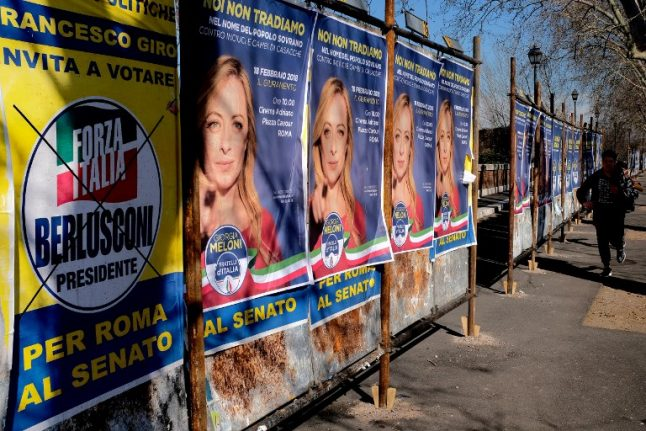 Here's how Italy's parties are wooing voters as election day nears