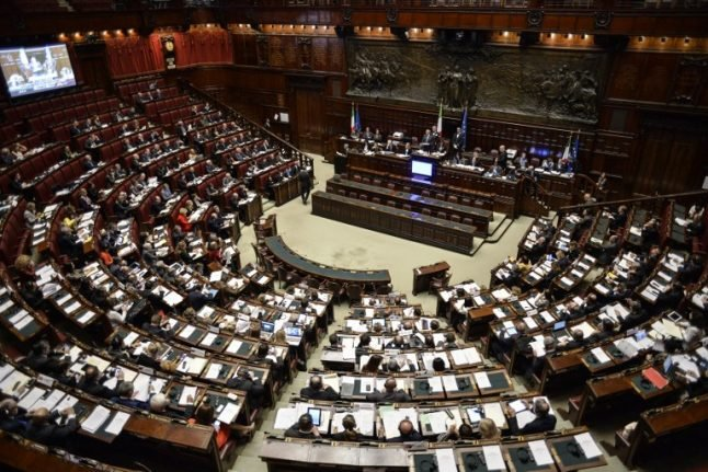 Italy's new parliament is younger, more diverse and more female