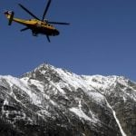 Three dead after avalanche in northern Italy
