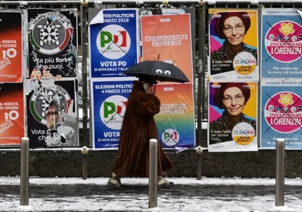 Here's what Italians living abroad think about the election